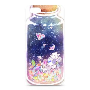 星空の瓶詰め iPhoneケース5678X