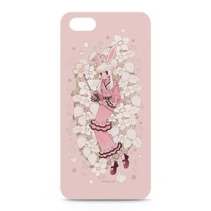 iPhoneケース*【苺と兎】