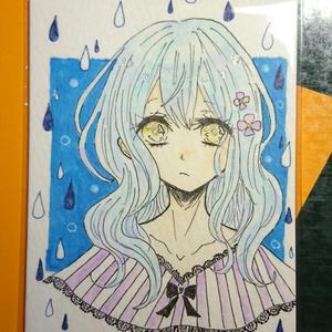 ATC『雨の日の深思』