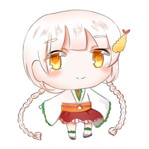 【アクキー】キュアうどん