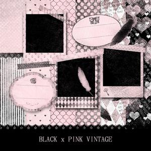 BLACKxPINK VINTAGE