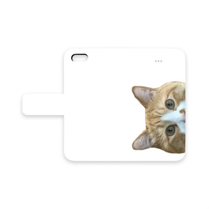 さんて手帳ケース iPhone