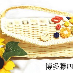 刀剣男士イメージカゴバッグ(ポシェット型)