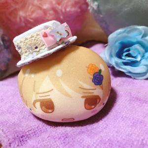 ゆめかわブルー/帽子