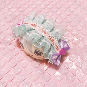 ピンク/ブルー/パープル/ゆめかわヘッドドレス