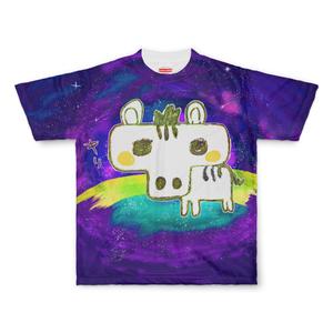 シマウマさんの夢 フルグラTシャツ