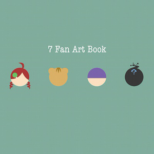7 Fan Art Book