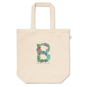 トートバッグ  niniracheo-font「B」