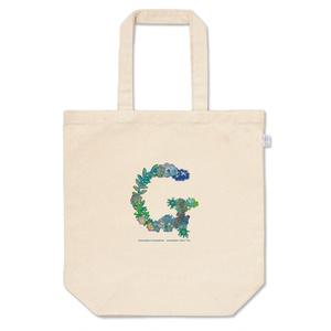 トートバッグ niniracheo-font「G」