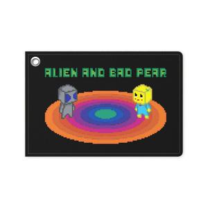 宇宙人と悪い梨ドットパスケース