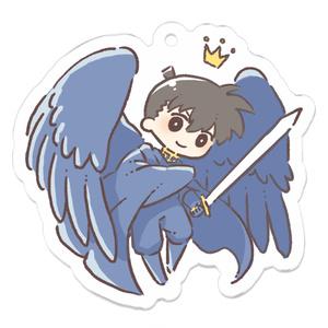羽騎士 アクリルキーホルダー