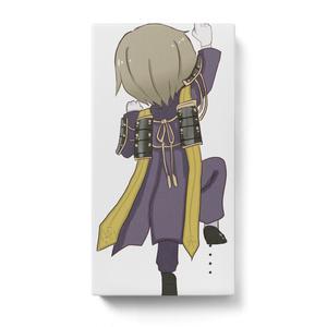 【刀剣乱舞】へし切長谷部 モバイルバッテリー
