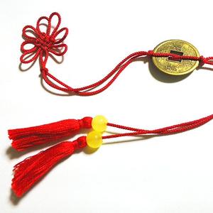 【再再販】玉房結びピアス/イヤリング