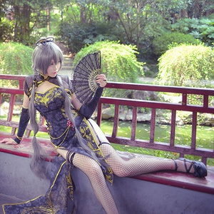 「金絲雀」洛天依【VOCALOID CHINA】cosplay