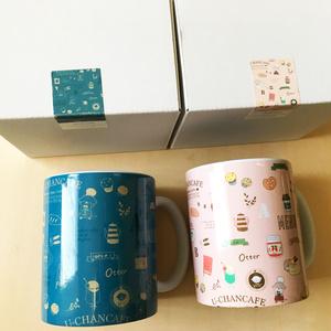 うーちゃんカフェマグカップ