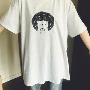 Tシャツ(星を見る)