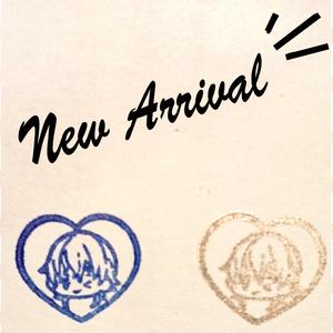 【スタンプ】花丸とハートシリーズ