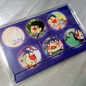 ミニクーちゃんカレンダー