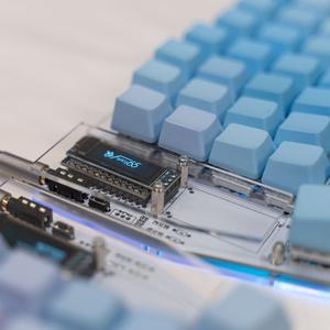 Fancy65 自作キーボードキット