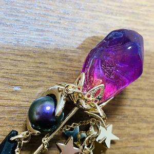 B品 紫色の契りの杖(闇属性)