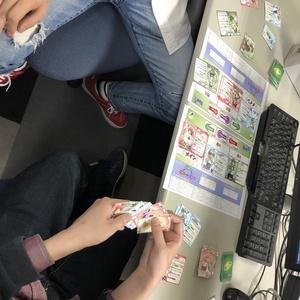 バトルカード ハイスクール カードパック心美
