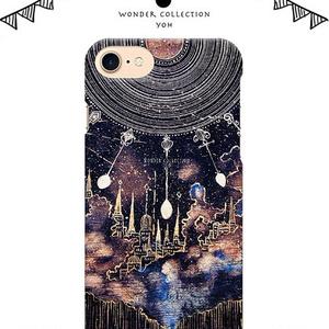 空の魔法 iphoneハードケース