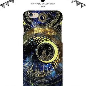 夢の光の魔法 iphoneハードケース