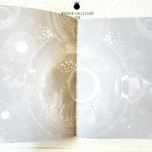 魔法ノート44p【夢の光A5サイズ】