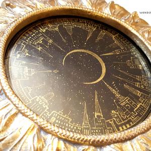花時計の街 【原画】