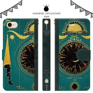 ベルデの魔法書 iPhoneケース手帳型