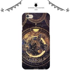 月の魔法 iPhoneハードケース