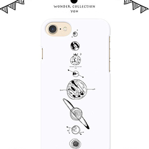 惑星の魔法 iPhoneハードケース