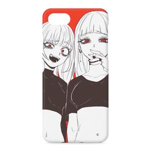 最強組少女iPhoneケース8/7(側面印刷あり)