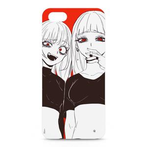 最強組少女iPhoneケース5s/SE(側面印刷あり)