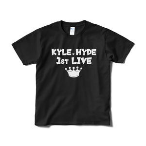 Kyle Hyde 1st LIVE限定風 Tシャツ
