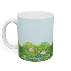 山の神おもちのマグカップ♡