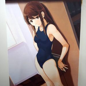 キミキス ちょっと爽やかタペストリー(星乃結美)