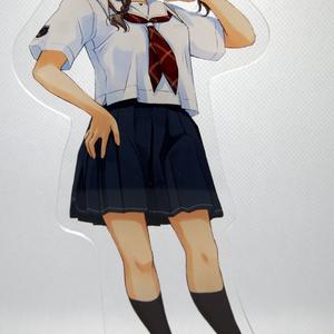 キミキス BIGアクリルポップ03(水澤摩央)
