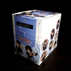 アマガミ アニバーサリー缶バッジ(BOX)