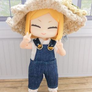 ねんどろいどどーる★オーバーオール(裾レースver①)