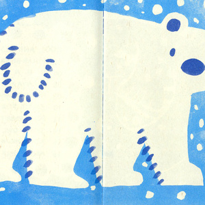 ZINE『COOL ANIMALS drawing collection』