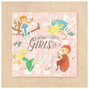 ZINE『Fairy tale Girls』