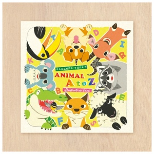 ZINE『ANIMALs AtoZ』