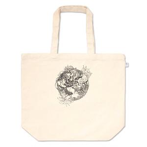 トートバッグ 円花