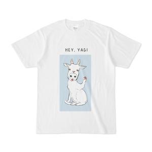 HEY,YAGI 部屋着Tシャツ