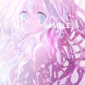 「桜の少女」ダウンロード商品