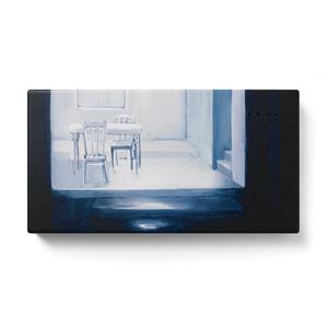 「白い部屋」モバイルバッテリー