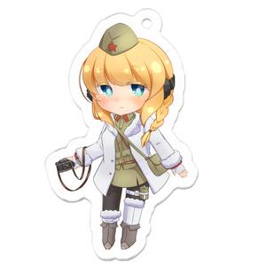 【戦艦少女R】SDキーロフ【アクリルキーホルダー】