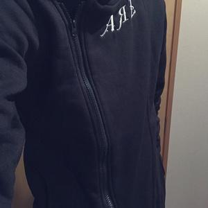 AЯZパーカー【BLACK】