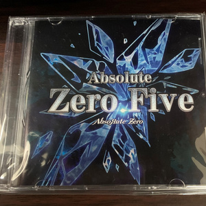 Absolute Zero.Five【CD・パッケージ版】